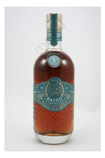 Bacoo Rum 5 Year