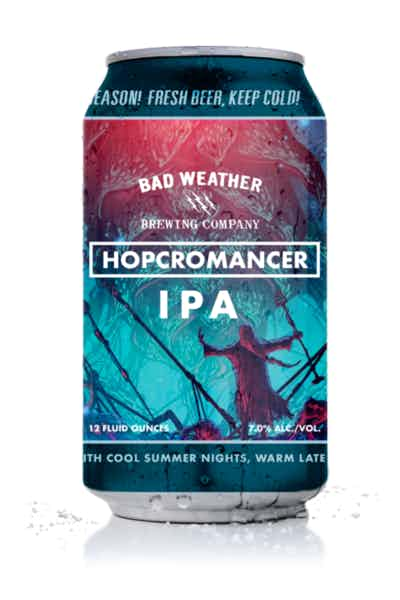 Bad Weather The Hopcromancer IPA
