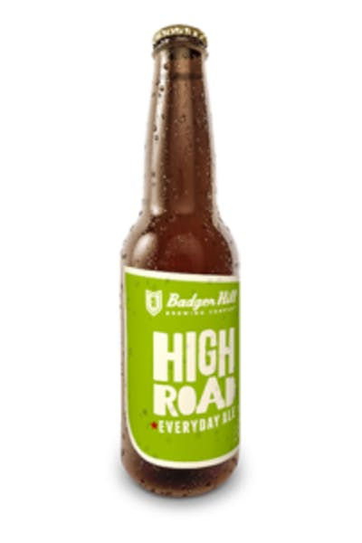 Badger Hill High Road Everyday Ale