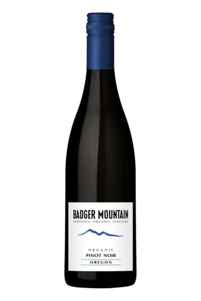 Badger Mountain Organic Pinot Noir