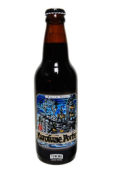 Baird Beer Kurofune Porter