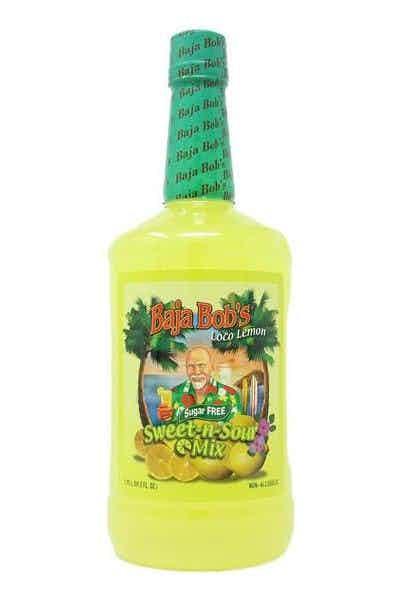 Baja Bob's Sweet & Sour Mix