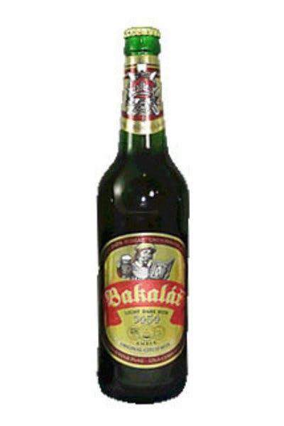 Bakalar Dark Beer