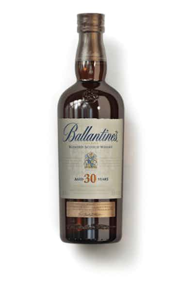 Ballantine S 30 Year Blended Scotch Whisky Price Reviews Drizly