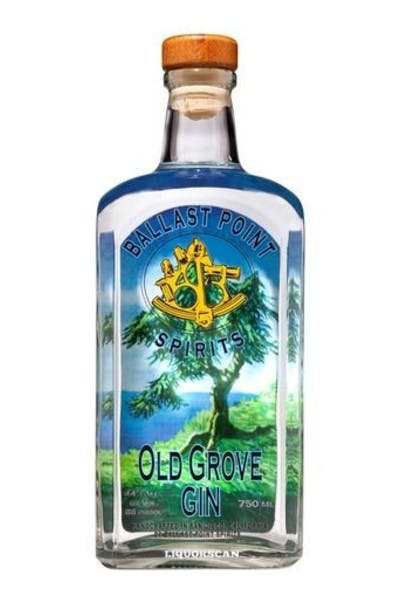Ballast Point Old Grove Gin