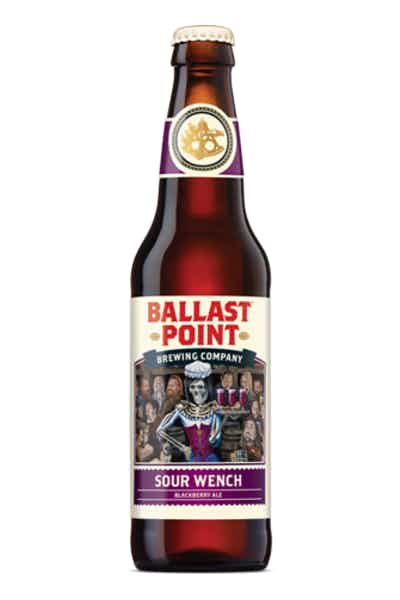 Ballast Point Sour Wench Blackberry Ale