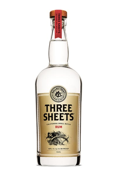 Ballast Point Three Sheets White Rum [discontinued]