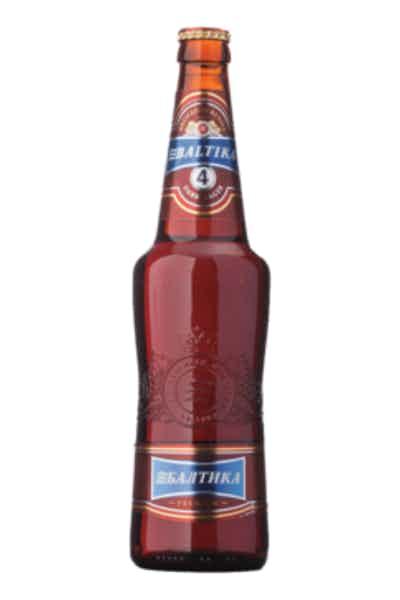 Baltika #4 Dark Lager