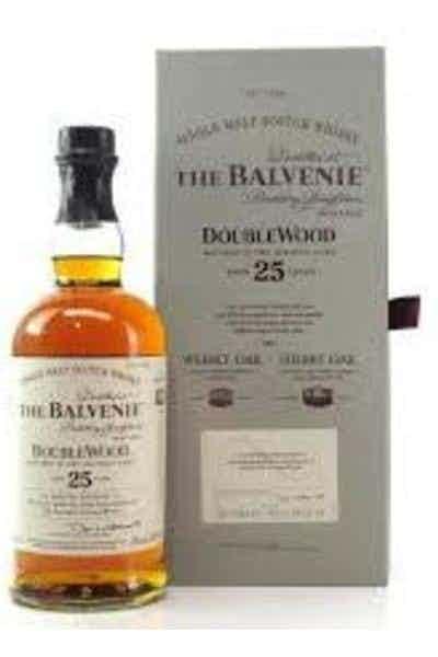Balvenie Doublewood 25 Year