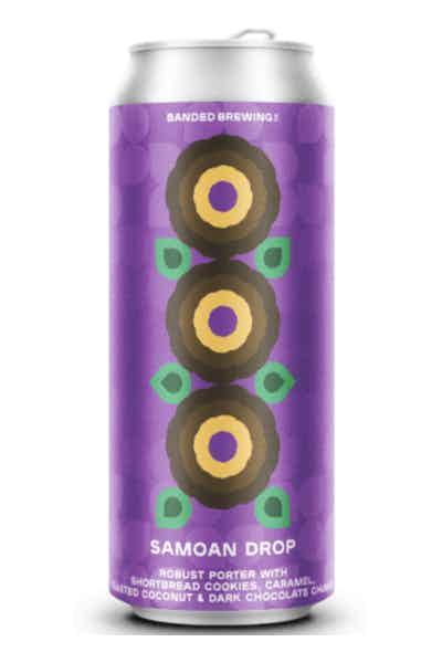 Banded Samoan Drop Porter