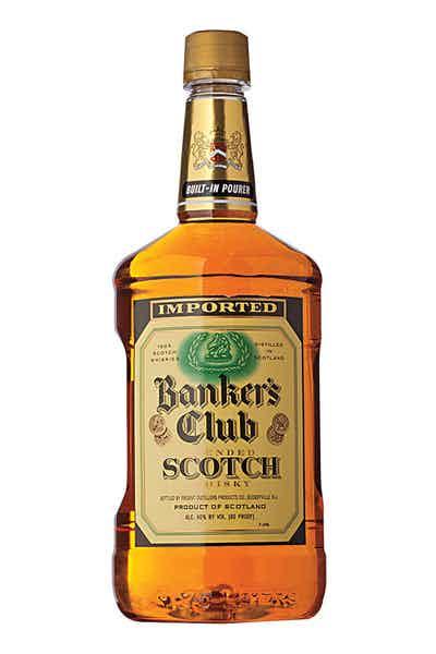 Bankers Club Scotch