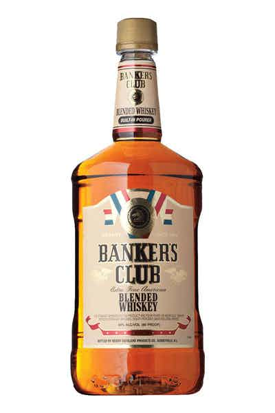 Bankers Club Whiskey