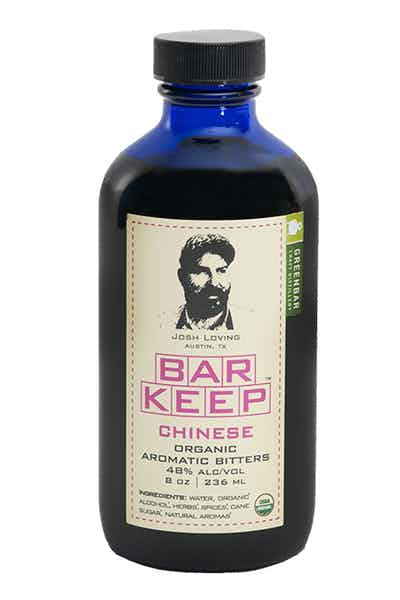 Bar Keep Chinese Bitters from Greenbar Distillery