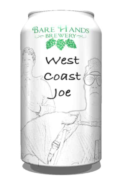 Bare Hands West Coast Joe IPA