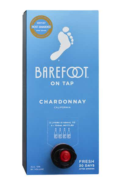 Barefoot On Tap Chardonnay