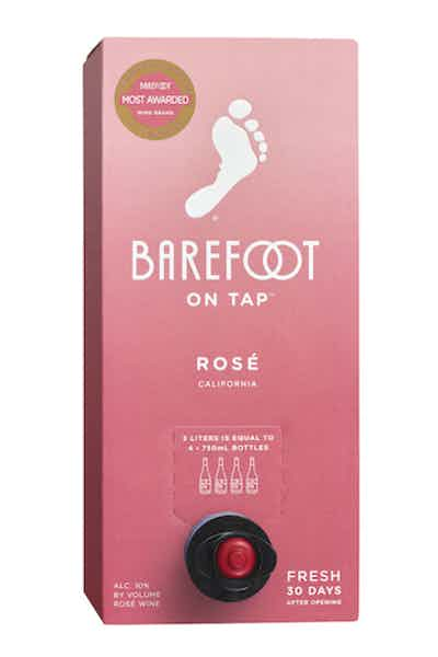 Barefoot On Tap Rosé