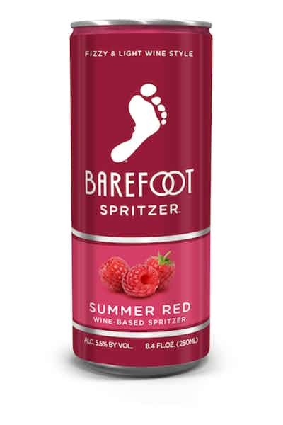 Barefoot Summer Red Spritzer