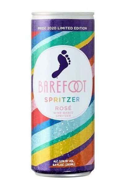 Barefoot Spritzer Rose Wine Pride Package