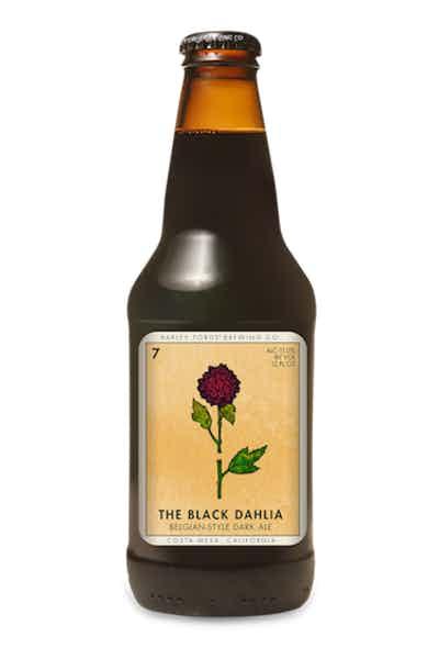Barley Forge Black Dahlia Belgian Dark Ale