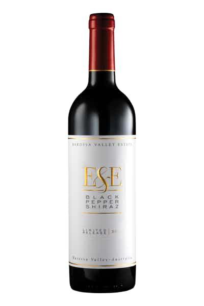 Barossa Valley Estate E&E Black Pepper Shiraz