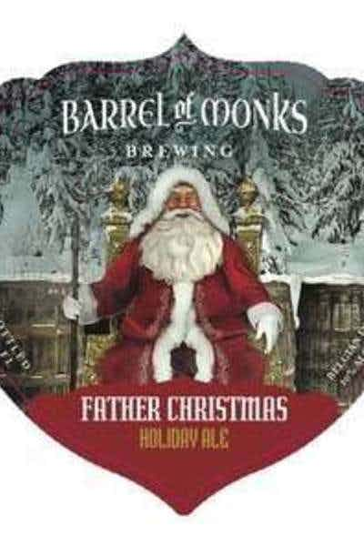 Barrel Of Monks Father Christmas