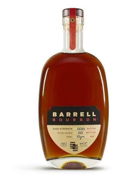 Barrell Bourbon Batch 08B