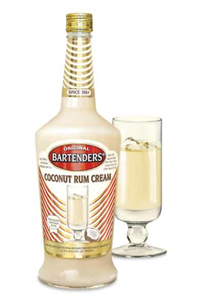 Bartenders Coconut Rum Cream