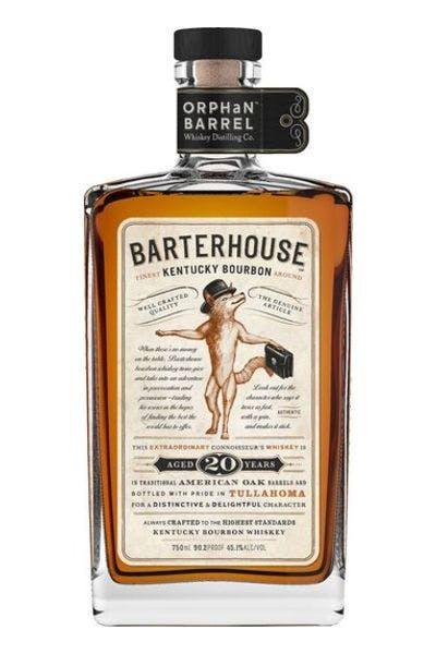 Barterhouse Kentucky Bourbon 20 Year