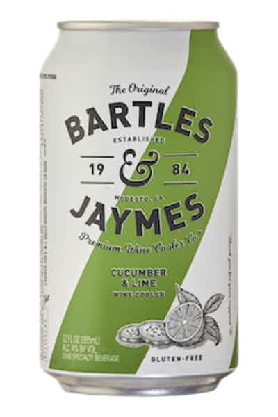 Bartles & Jaymes Cucumber & Lime