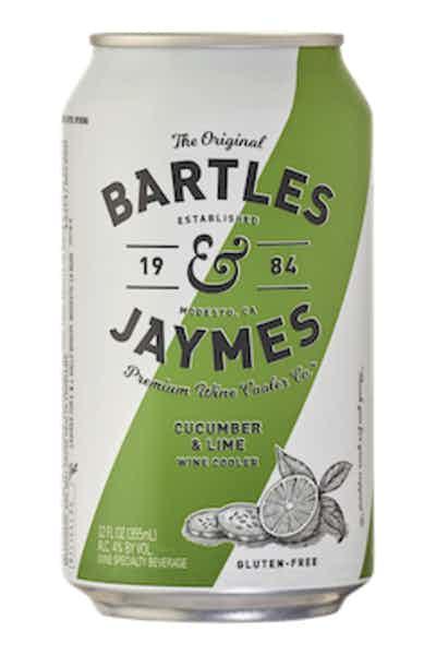 Bartles & Jaymes Cucumber & Lime