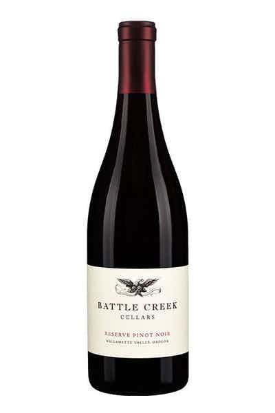 Battle Creek Reserve Pinot Noir