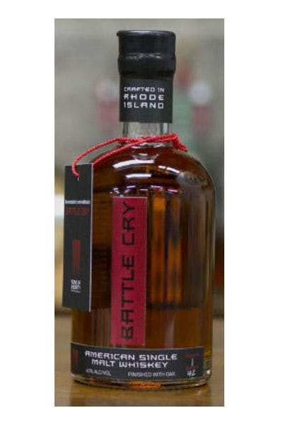 Battle Cry American Single Malt
