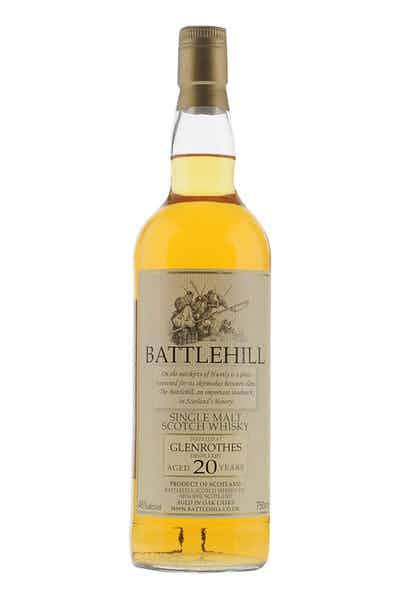 Battlehill Glenrothes 20 Year