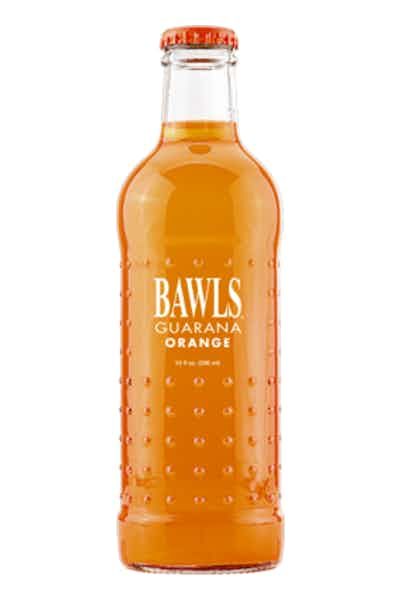BAWLS Guarana Mandarin Orange
