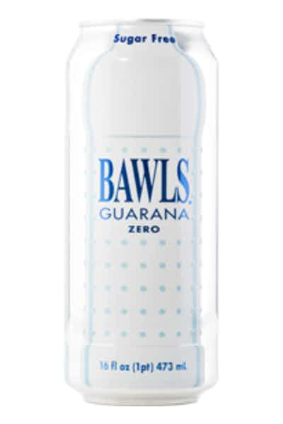 BAWLS Guarana ZERO