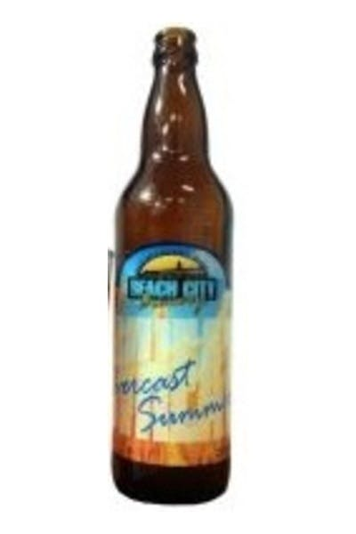 Beach City Overcast Summer Wheat
