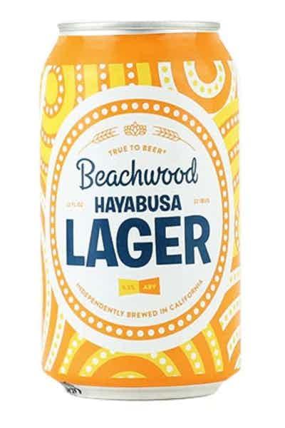 Beachwood Haybusa Lager