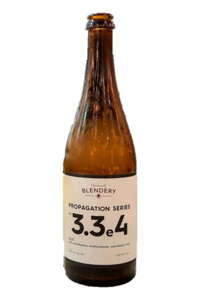 Beachwood Propagation Series No. 3.3e4