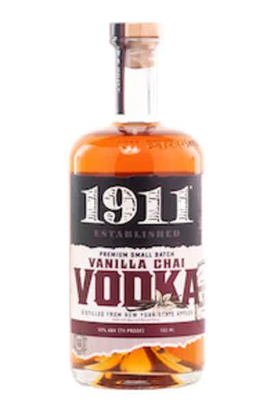 Beak & Skiff 1911 Vanilla Chai Vodka