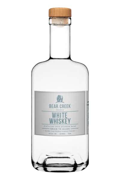 Bear Creek White Whiskey
