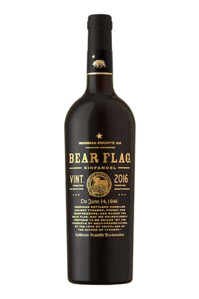 Bear Flag Sonoma County Zinfandel