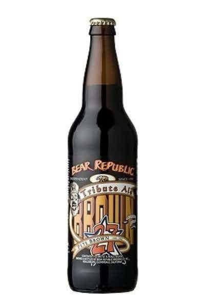 Bear Republic Peter Brown Tribute Ale