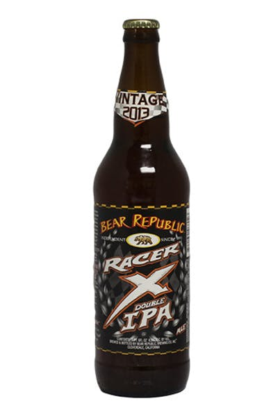 Bear Republic Racer X Double IPA