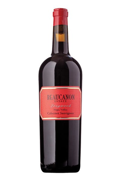 Beaucanon Estate Cabernet Longwood
