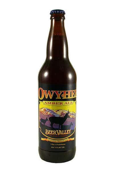 Beer Valley Owyhee Amber