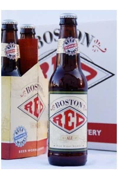 Beer Works Boston Red