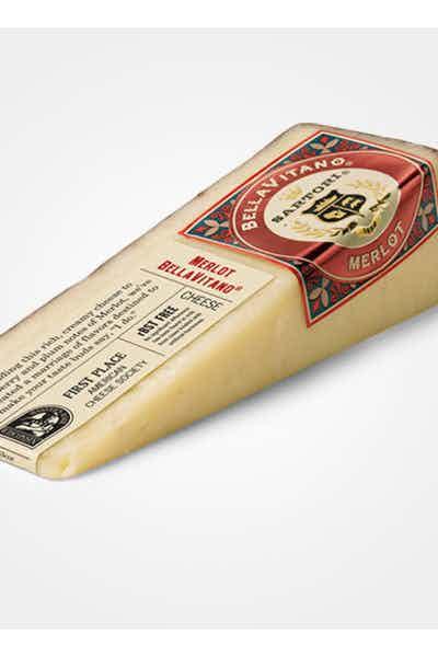 Bellavitano Merlot Cheese