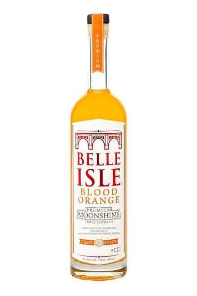 Belle Isle Blood Orange Moonshine