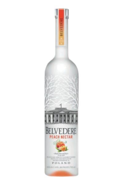 Belvedere Peach Nectar Vodka