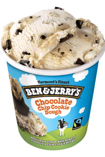 Ben & Jerry's Chocolate Chip Cookie Dough Pint